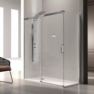 Mampara ducha rectangular...