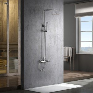 Columna de ducha milos...