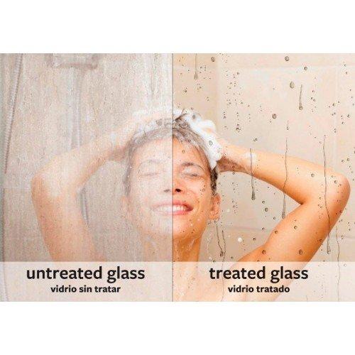 Bote de tratamiento antical para vidrios