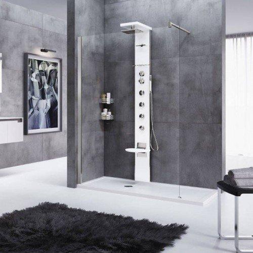 Columna de ducha hidromasaje Cascata tres