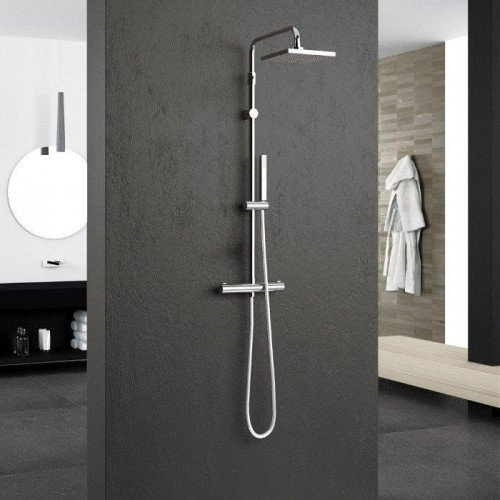 Columna de ducha termostática Novellini Easy 2