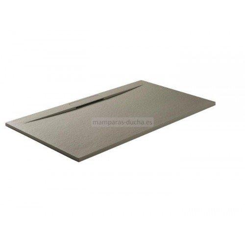 Plato de ducha carga mineral de diseño Side