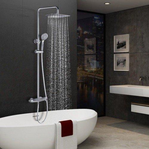 Columna de bañera termostática Sidney IMEX
