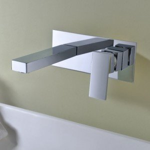 Grifo empotrado de lavabo Suiza IMEX