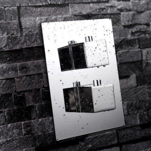 Ducha termostática empotrada Cies IMEX