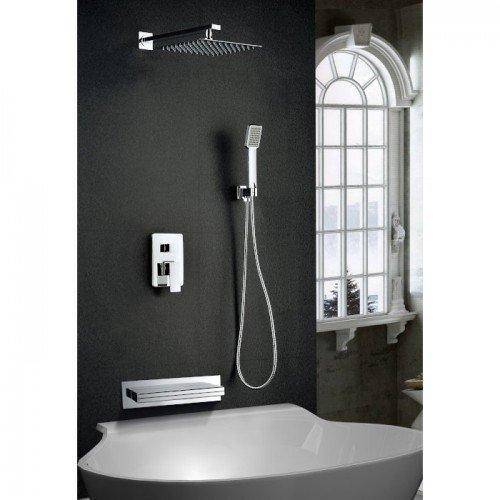 Ducha empotrada de bañera Java IMEX