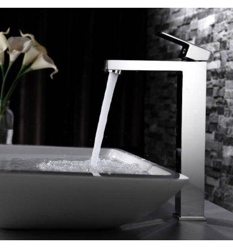 Grifo caño alto de lavabo Nantes IMEX