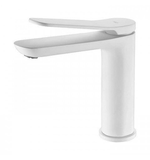 Grifo blanco de lavabo Dinamarca IMEX