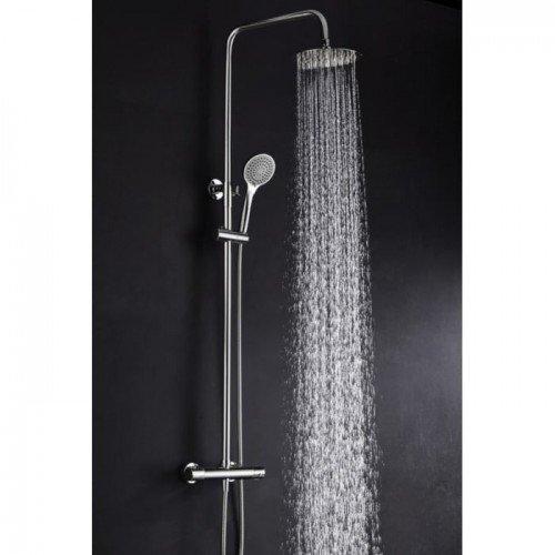 Columna termostática de ducha Creta IMEX