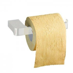 Toallero bidet - blanco mate