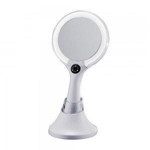 Espejo de mano aumento x5 -...