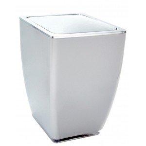 Papelera 5l - blanco