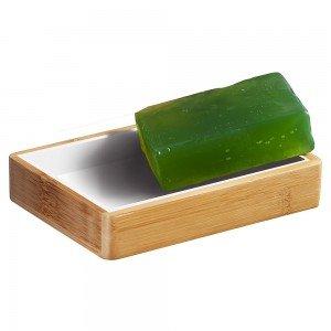 Jabonera sobremesa - madera...