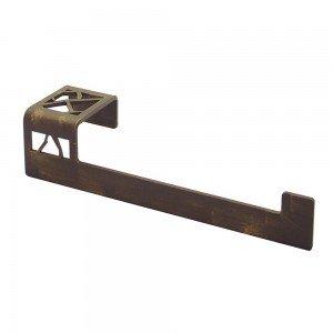 Toallero bidet - bronce viejo