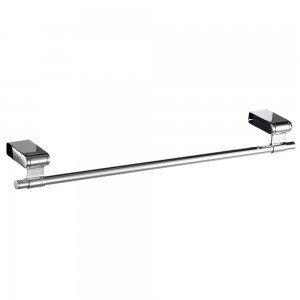 Toallero barra 60 cm - cromo