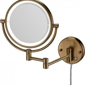 Espejo aumento 5x pared adh...