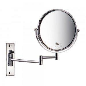 Espejo aumento 5x pared...