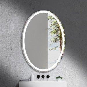 Espejo oval 100x70