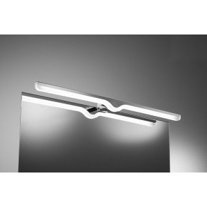 APLIQUE LED 520 MM - CROMO