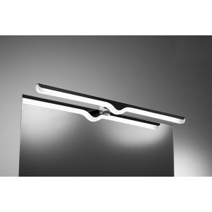 Aplique led 720 mm - negro...