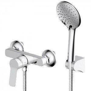 Grifería monomando de ducha...