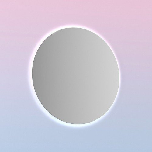 Espejo de led redondo Nazomi Amizuva